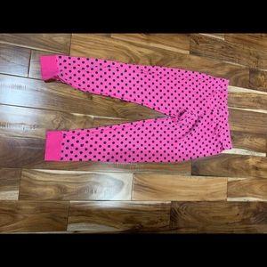 Long john pajama pants from pink!